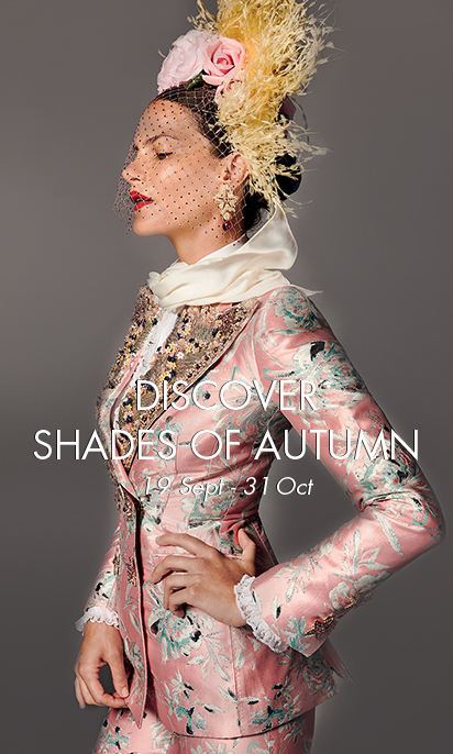 Discover Shades of Autumn